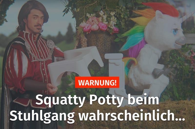 Warnung Squatty Potty Kann Den Darm Gefahrden Aufgedeckt