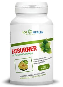 Fatburner Dose shadow
