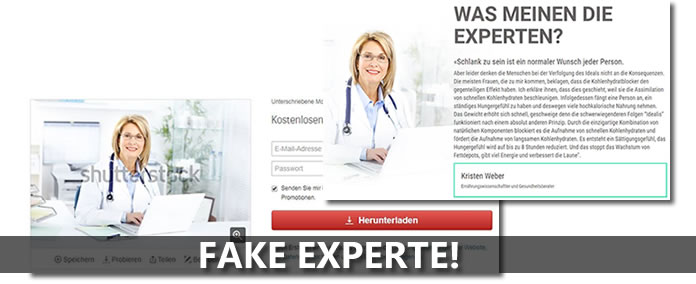 idealis experte fake