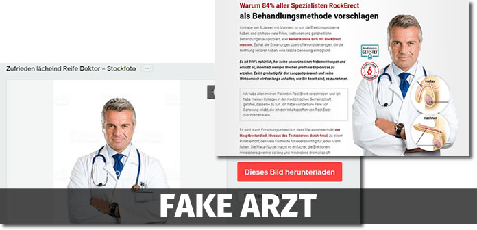 rockerect fake arzt
