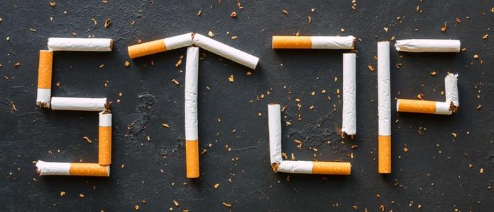 Kalter Entzug ist die beste Methode zum Rauchstopp