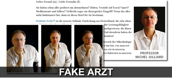 probiotic svelte fake arzt