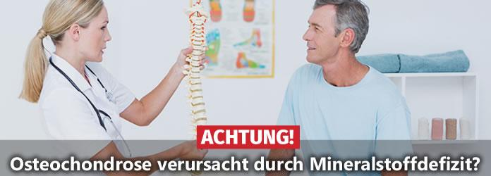 osteochondrose uebungen knie