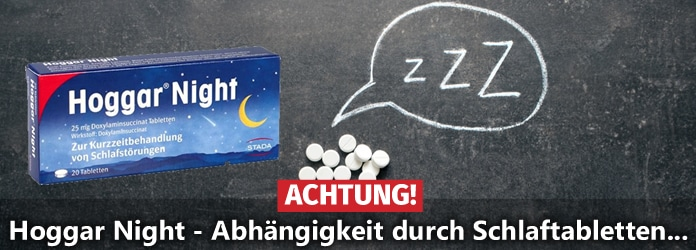 Hoggar night schlaftabletten