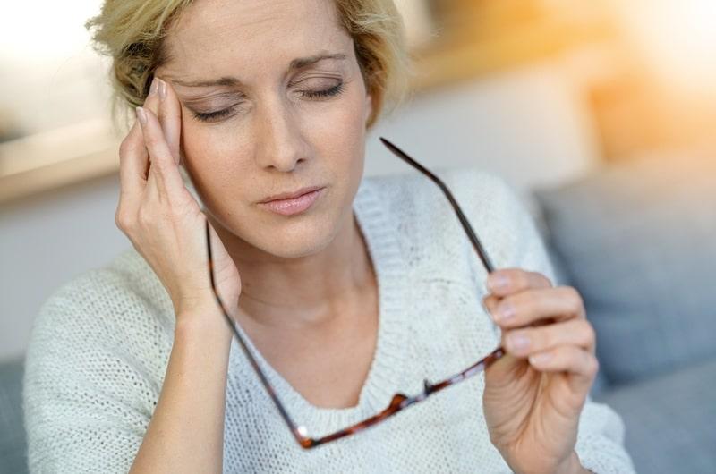 Symptome Migräne